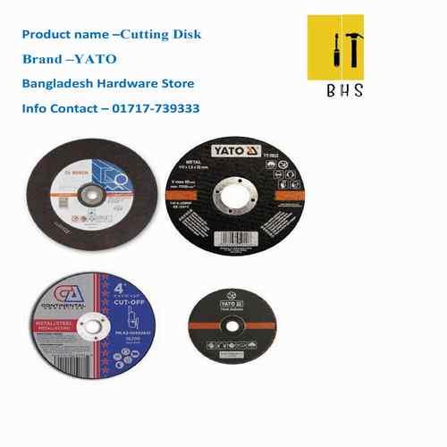 cutting disk in bd