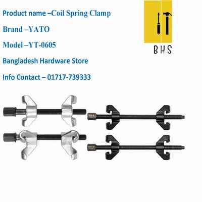 yt-0605 coil spring clamp in bd