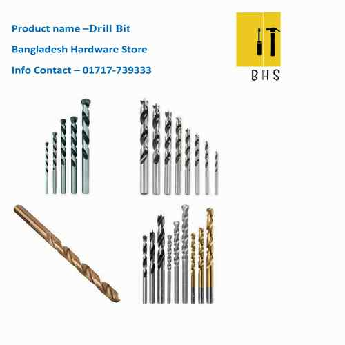 drill bit in bd