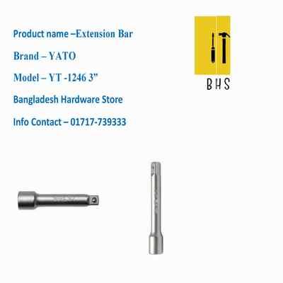 "3"" yt-1246 extension bar in bd"