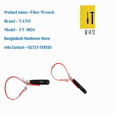 yt-0824 filter wrench in bd
