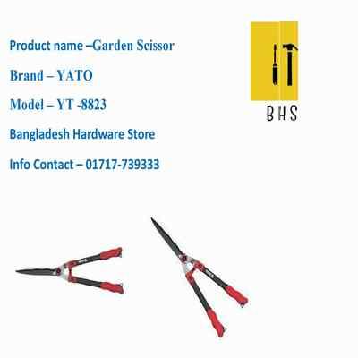 yt-8823 garden scissor in bd