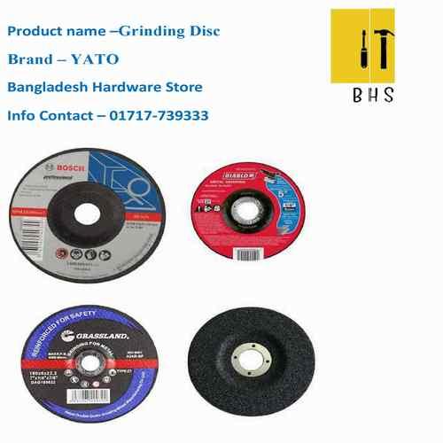 grinding disc in bd