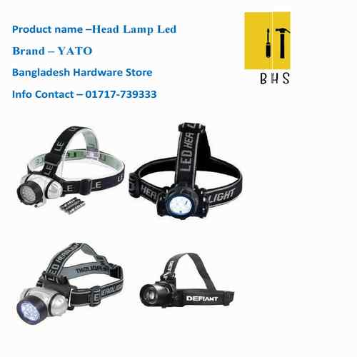 head lamp led in bd