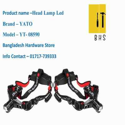 yt-08590 head lamp led in bd