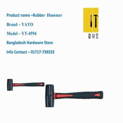 yt-4594 rubber hammer in bd