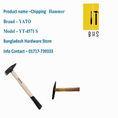 yt-4571 S chipping hammer in bd