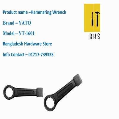 yt-1601 hammaring wrench in bd