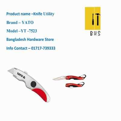 yt-7523 Knife utility in bd