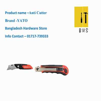 yato anti cutter in bd