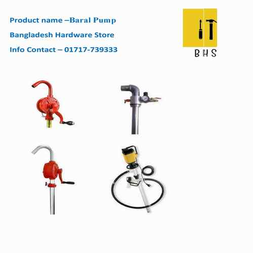 baral pump in bd
