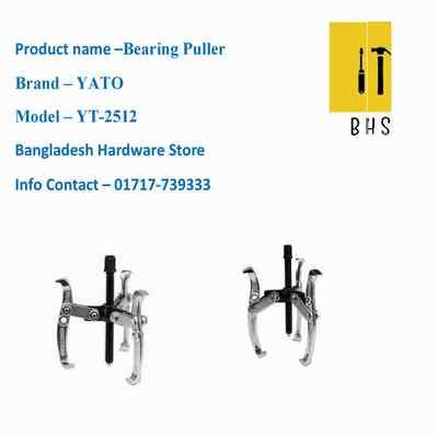 "4"" yt-2512 bearing puller in bd"