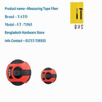 yt-71565 measuring tape fiber in bd