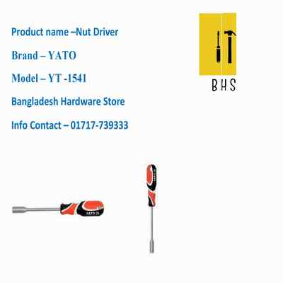 yt-1541 nut driver in bd
