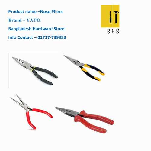 nose pliers in bd
