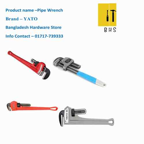 pipe wrench in bd