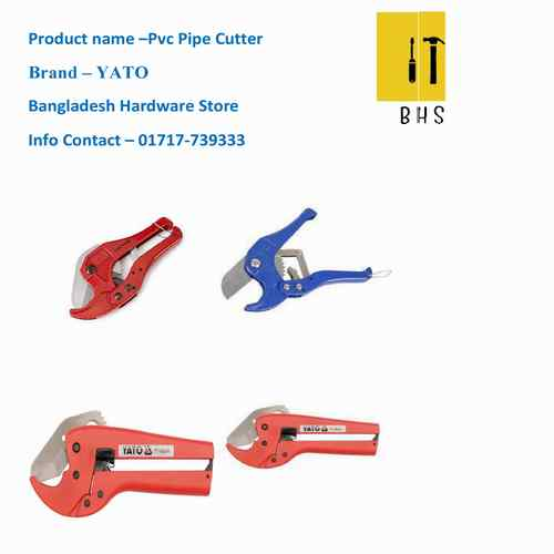 pvc pipe cutter in bd