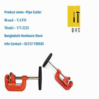 yt-2232 pipe cutter in bd