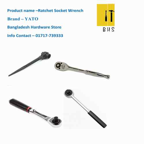 ratchet socket wrench in bd