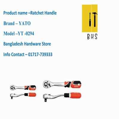 yt-0294 ratchet handle in bd