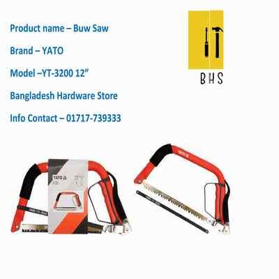 "12"" yt-3200 buw saw in bd"