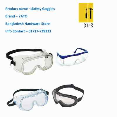 safety goggles in bd