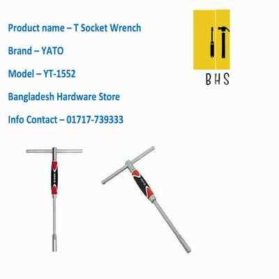 yt-1552 t socket wrench in bd