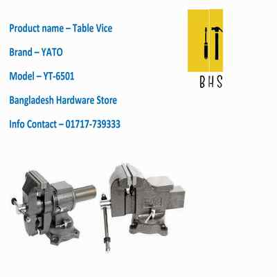 yt-6501 table vice in bd