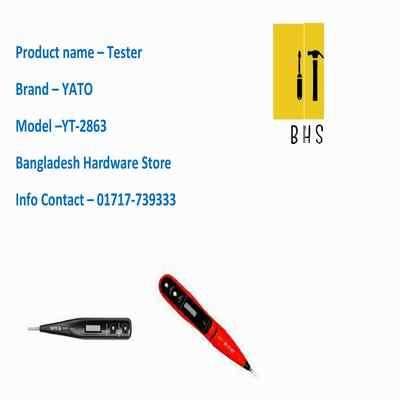 yt-2863 tester in bd