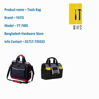 yt-7400 tools bag in bd