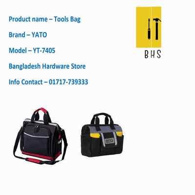 yt-7400 tools bag in bd