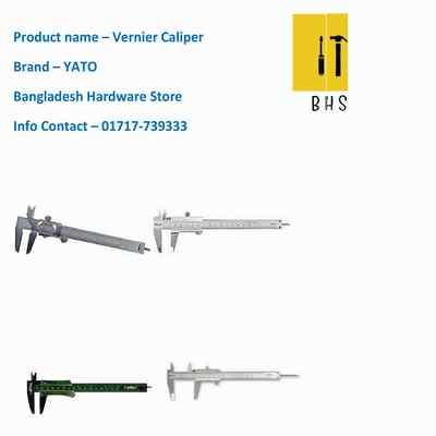 vernier caliper in bd