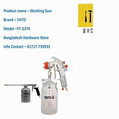 yt-2374 washing gun in bd