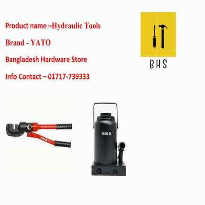 Yato hydraulic tools in bd