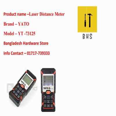 yt-73125 laser distance meter in bd