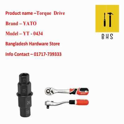 yt-0434 torque type in bd