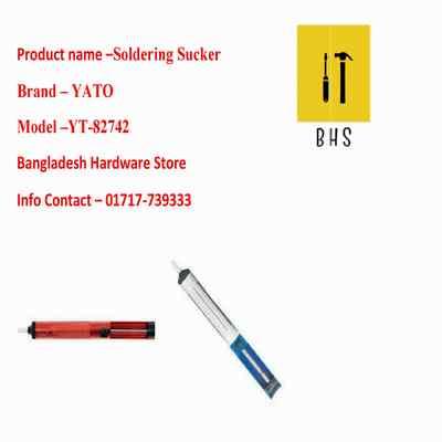 yt-82742 soldering sucker in bd