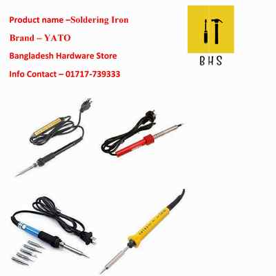 soldering iron in bd