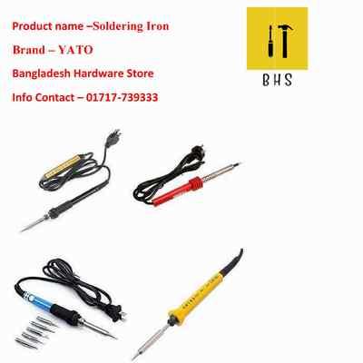 soldering iron in bd