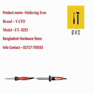 yt-8253 soldering iron in bd