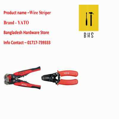Yato wire striper in bd