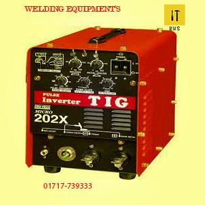 Welding items in bd